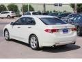 2009 Premium White Pearl Acura TSX Sedan  photo #5