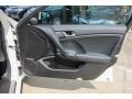 2009 Premium White Pearl Acura TSX Sedan  photo #24