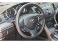 2009 Premium White Pearl Acura TSX Sedan  photo #34