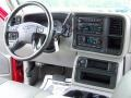 2006 Victory Red Chevrolet Silverado 1500 LS Extended Cab 4x4  photo #14
