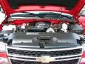 2006 Victory Red Chevrolet Silverado 1500 LS Extended Cab 4x4  photo #15