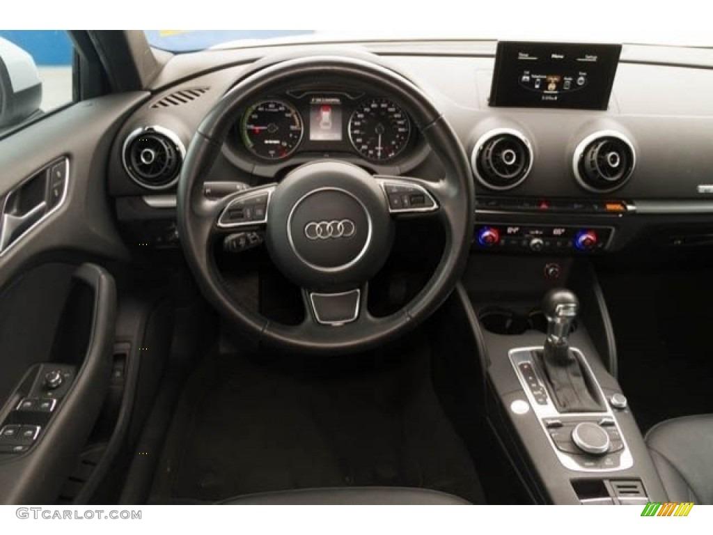 2016 Audi A3 Sportback E Tron Premium Dashboard Photos Gtcarlot Com