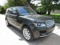 2017 Carpathian Grey Metallic Land Rover Range Rover Supercharged LWB  photo #2