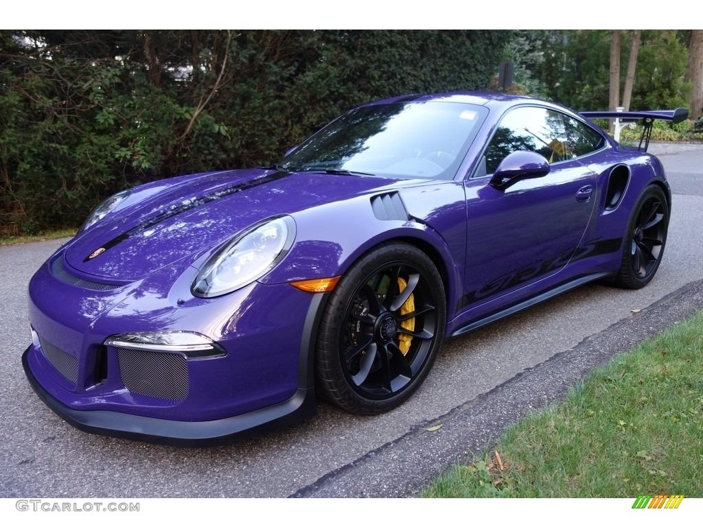 2016 Ultraviolet Porsche 911 GT3 RS 122957316