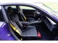 Black/GT Silver Alcantara Front Seat Photo for 2016 Porsche 911 #122960574