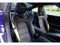 Black/GT Silver Alcantara Front Seat Photo for 2016 Porsche 911 #122960598