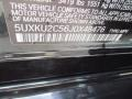 Black Sapphire Metallic - X6 xDrive35i Photo No. 20