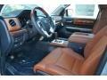 1794 Edition Black/Brown Interior Photo for 2018 Toyota Tundra #122978859