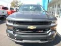 2018 Graphite Metallic Chevrolet Silverado 1500 LT Crew Cab 4x4  photo #8