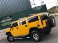 2005 Yellow Hummer H2 SUV  photo #4
