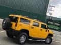 2005 Yellow Hummer H2 SUV  photo #5