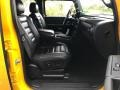 2005 Yellow Hummer H2 SUV  photo #13