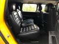 2005 Yellow Hummer H2 SUV  photo #15