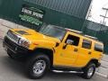 2005 Yellow Hummer H2 SUV  photo #16
