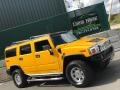2005 Yellow Hummer H2 SUV  photo #17