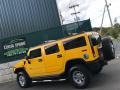2005 Yellow Hummer H2 SUV  photo #18