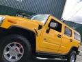 2005 Yellow Hummer H2 SUV  photo #20