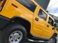 2005 Yellow Hummer H2 SUV  photo #21