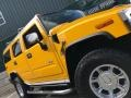 2005 Yellow Hummer H2 SUV  photo #22