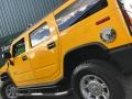2005 Yellow Hummer H2 SUV  photo #23