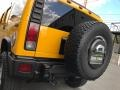 2005 Yellow Hummer H2 SUV  photo #29