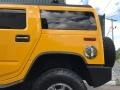 2005 Yellow Hummer H2 SUV  photo #34