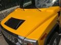 2005 Yellow Hummer H2 SUV  photo #36
