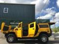 2005 Yellow Hummer H2 SUV  photo #42