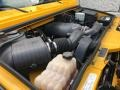 2005 Yellow Hummer H2 SUV  photo #93