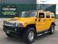 2005 Yellow Hummer H2 SUV  photo #97