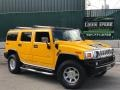 2005 Yellow Hummer H2 SUV  photo #101