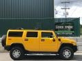 2005 Yellow Hummer H2 SUV  photo #102