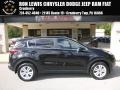 Black Cherry 2017 Kia Sportage LX AWD