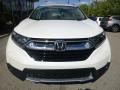 2017 White Diamond Pearl Honda CR-V LX AWD  photo #6