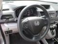 2014 Alabaster Silver Metallic Honda CR-V LX AWD  photo #13