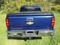 Blue Topaz Metallic - Silverado 1500 LT Double Cab 4x4 Photo No. 3