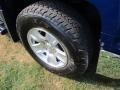 Blue Topaz Metallic - Silverado 1500 LT Double Cab 4x4 Photo No. 22