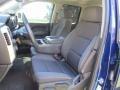 Blue Topaz Metallic - Silverado 1500 LT Double Cab 4x4 Photo No. 25