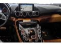 Controls of 2017 AMG GT Coupe