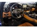 2017 AMG GT Coupe Saddle Brown Interior