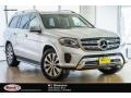 Iridium Silver Metallic 2017 Mercedes-Benz GLS 550 4Matic