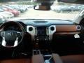 1794 Edition Black/Brown 2018 Toyota Tundra 1794 Edition CrewMax 4x4 Dashboard