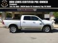 Bright White 2013 Ram 1500 Laramie Longhorn Crew Cab 4x4