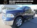 2013 True Blue Pearl Ram 1500 SLT Quad Cab 4x4 #123064538
