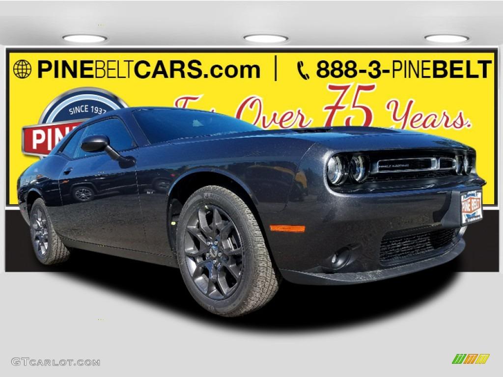 2018 Granite Dodge Challenger GT #123080178 | GTCarLot.com - Car Color Galleries