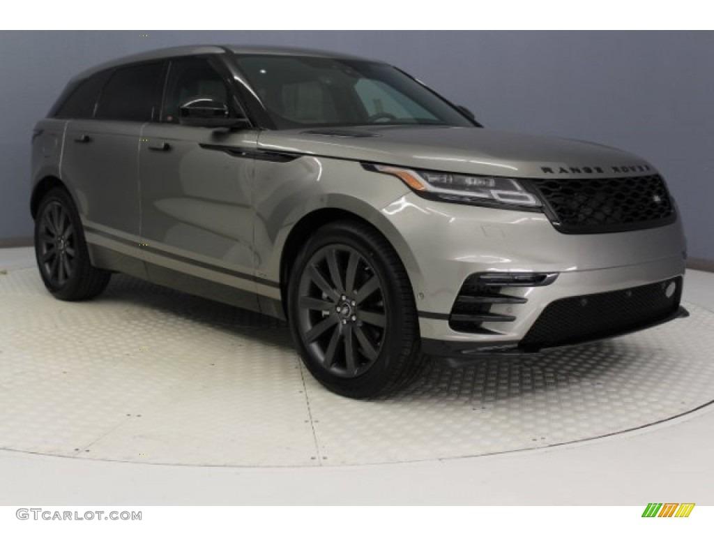 Range Rover Velar Specs >> 2018 Silicon Silver Metallic Land Rover Range Rover Velar HSE #123080434 Photo #3 | GTCarLot.com ...