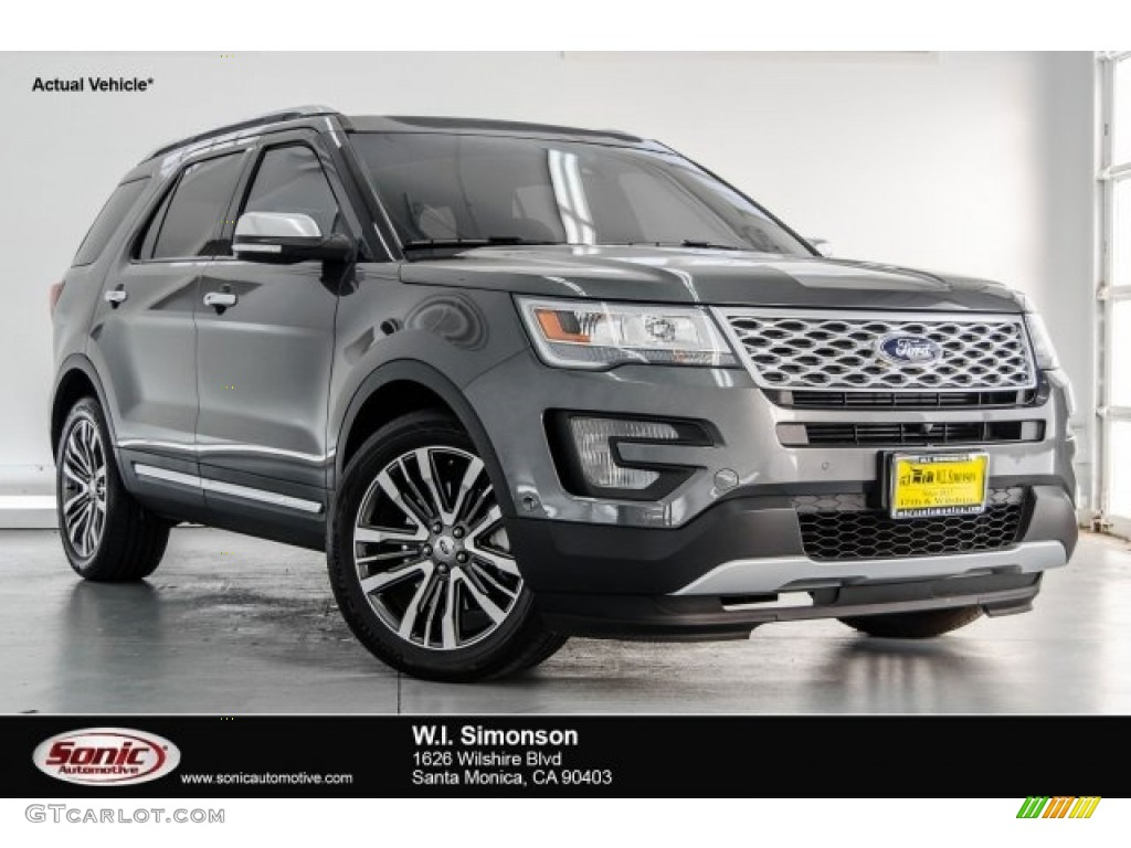 2016 magnetic metallic ford explorer platinum 4wd 123130370 photo 23 car. Black Bedroom Furniture Sets. Home Design Ideas
