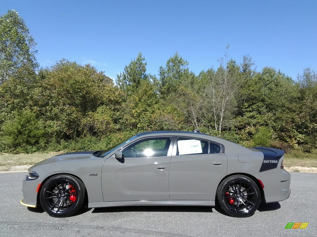 2018 Charger Daytona 392 Destroyer Gray Black Photo 1