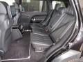 Ebony/Ebony Rear Seat Photo for 2017 Land Rover Range Rover #123187547