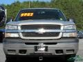 Silver Birch Metallic - Silverado 1500 LS Extended Cab Photo No. 4